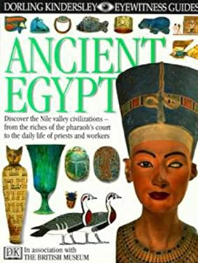 EYEWITNESS GUIDE:23 ANCIENT EGYPT 1st Edition - Cased