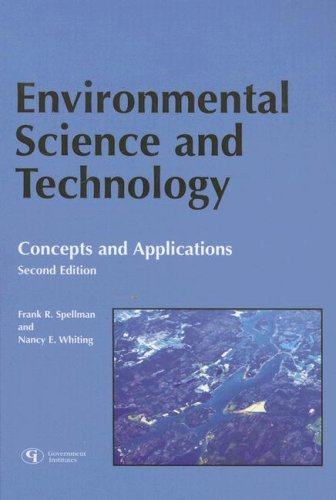 Environmental Science and Technology: Concepts and Applications 9780865870178