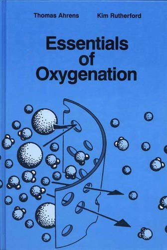 Essentials of Oxygenation: Implication for Clinical Practice 9780867203325