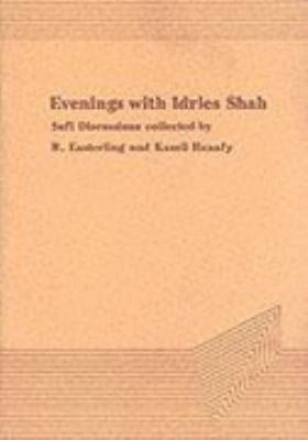 Evenings with Idries Shah 9780863040085