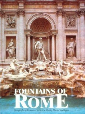Fountains of Rome 9780865659827