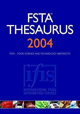 Fsta Thesaurus 2004 9780860141884
