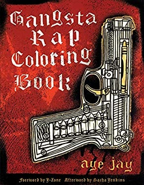 Gangsta Rap Coloring Book 9780867196047
