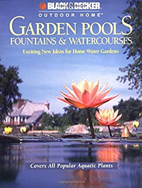 Garden Pools, Fountains and Watercourses 9780865734661