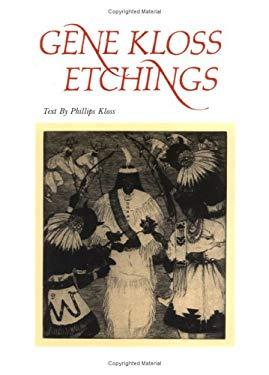 Gene Kloss Etchings 9780865340084
