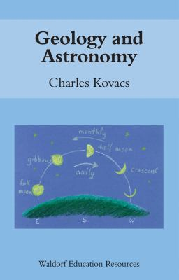 Geology and Astronomy 9780863158070