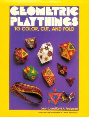 07704 Geometric Playthings 9780866513517