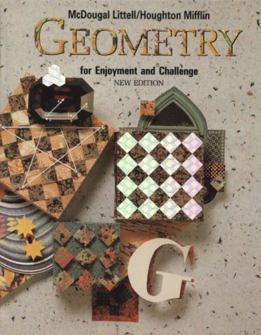 Geometry for Enjoyment and Challenge 9780866099653