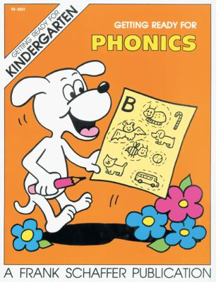 Getting Ready for Phonics 9780867340181
