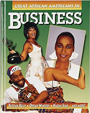 Great African Americans in Business 9780865058033
