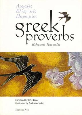 Greek Proverbs 9780862815561