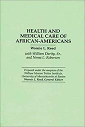 Health and Medical Care of African-Americans 3800034
