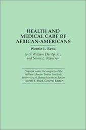Health and Medical Care of African-Americans 3800035