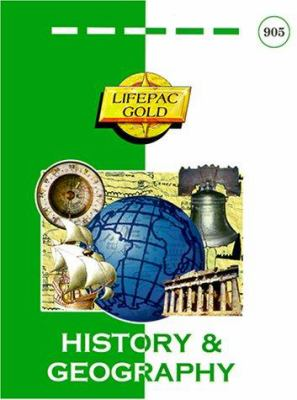 History & Geography: The Earth and Man, Unit 6 9780867175868
