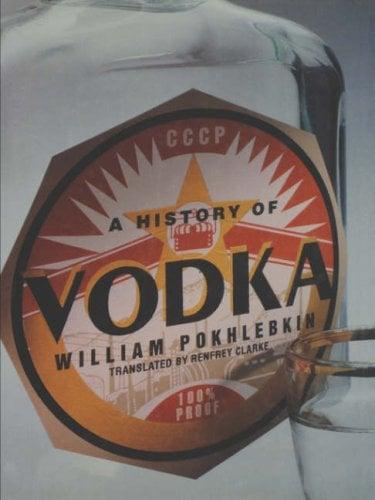 History of Vodka 9780860913597