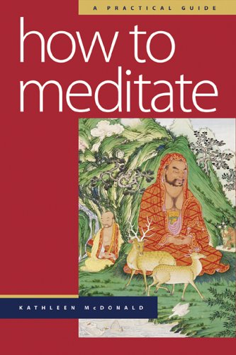 How to Meditate: A Practical Guide 9780861713417