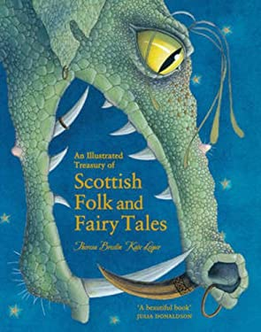 Illustrated Treasury of Scottish Folk and Fairy Tales 9780863159077