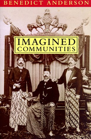Imagined Communities: Reflections on the Origin and Spread of Nationalism 9780860915461