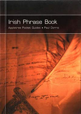 Irish Phrase Book 9780862819606