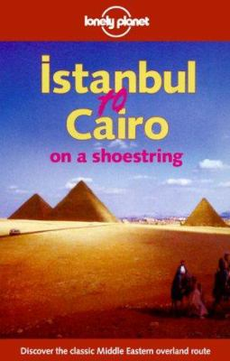 Istanbul to Cairo on a Shoestring 9780864427496