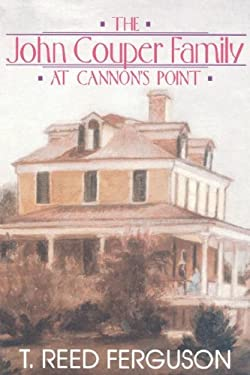 John Couper Family Cannon's Point 9780865544543