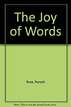 Joys of Words 9780864176899