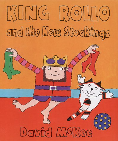 King Rollo and the New Stockings 9780862649531