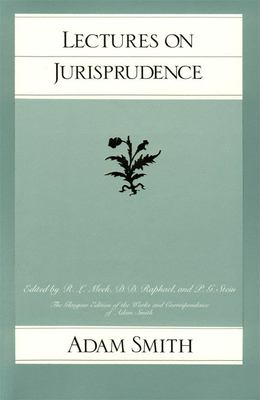 Lectures on Jurisprudence 9780865970113