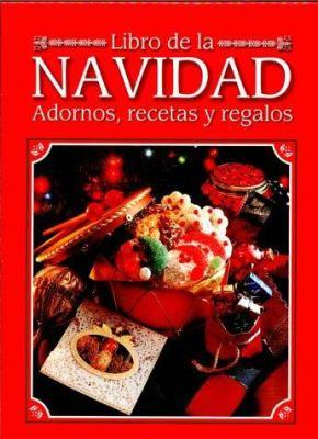 Libro de La Navidad Adornos, Recetas y Regalos