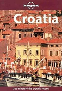 Lonely Planet Croatia 9780864426468