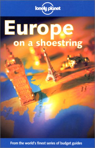 Lonely Planet Europe on a Shoestring 9780864426482