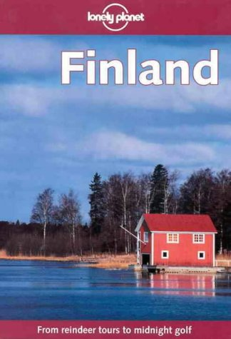 Lonely Planet Finland 9780864426499