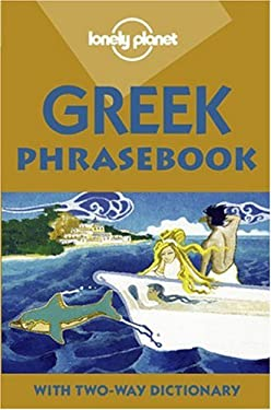 Lonely Planet Greek Phrasebook 9780864426833