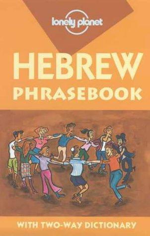 Lonely Planet Hebrew Phrasebook 9780864425287