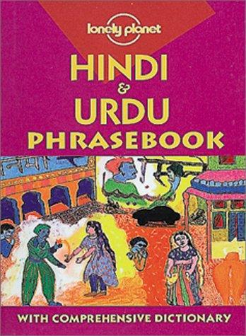 Lonely Planet Hindi & Urdu Phrasebook 9780864424259