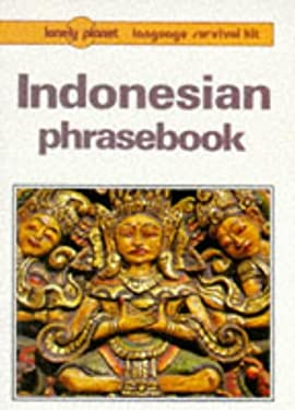 Lonely Planet Indonesian Phrasebook 9780864423429