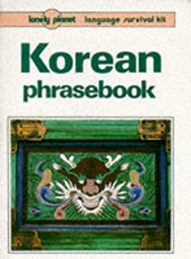 Lonely Planet Korean Phrasebook 9780864423023