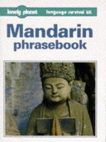 Lonely Planet Mandarin Phrasebook 9780864423443