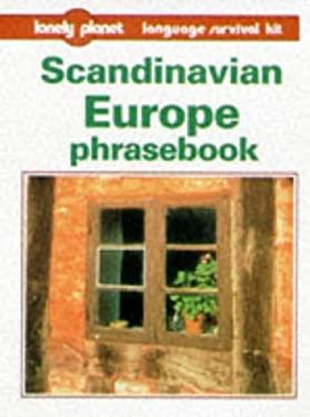 Lonely Planet Scandinavian Europe Phrasebook 9780864425058