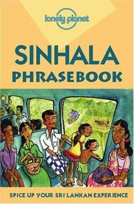Lonely Planet Sinhala Phrasebook 9780864425973
