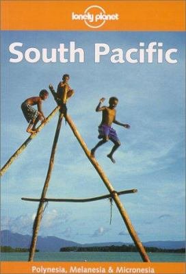 Lonely Planet South Pacific 9780864427175
