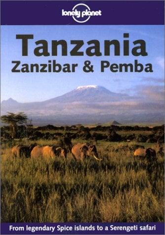 Lonely planet tanzania zanzibar pemba by mary for Plante zanzibar