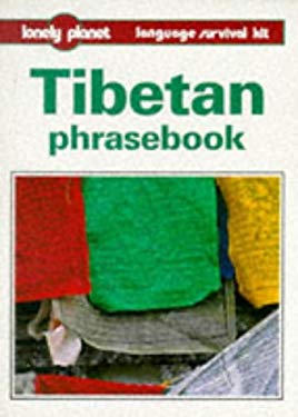 Lonely Planet Tibetan Phrasebook 9780864423467