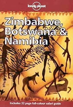Lonely Planet Zimbabwe, Botswana & Namibia 9780864425454
