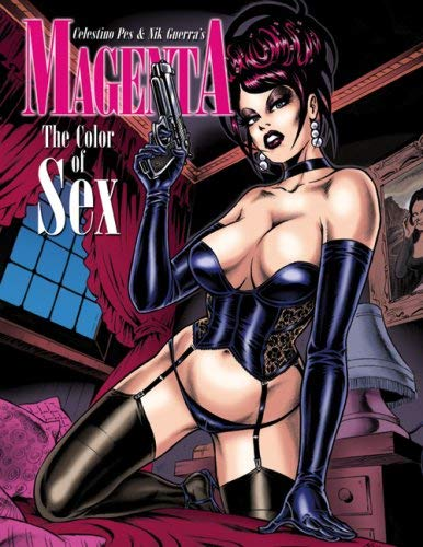 Magenta: The Color of Sex 9780865621787