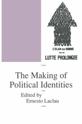 Making of Political Identities 9780860916635