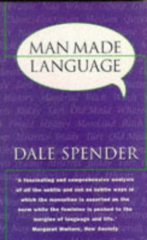 Man-Made Language 9780863584015