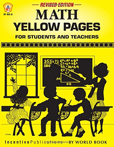 Math Yellow Pages 9780865305564