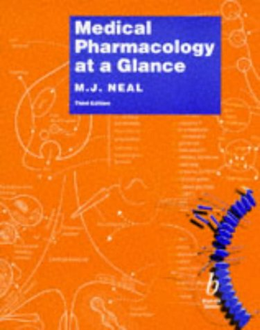 Medical Pharmacology at a Glance 9780865427198