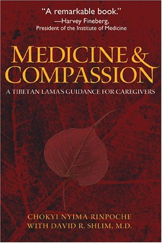 Medicine and Compassion: A Tibetan Lama's Guidance for Caregivers 9780861714780